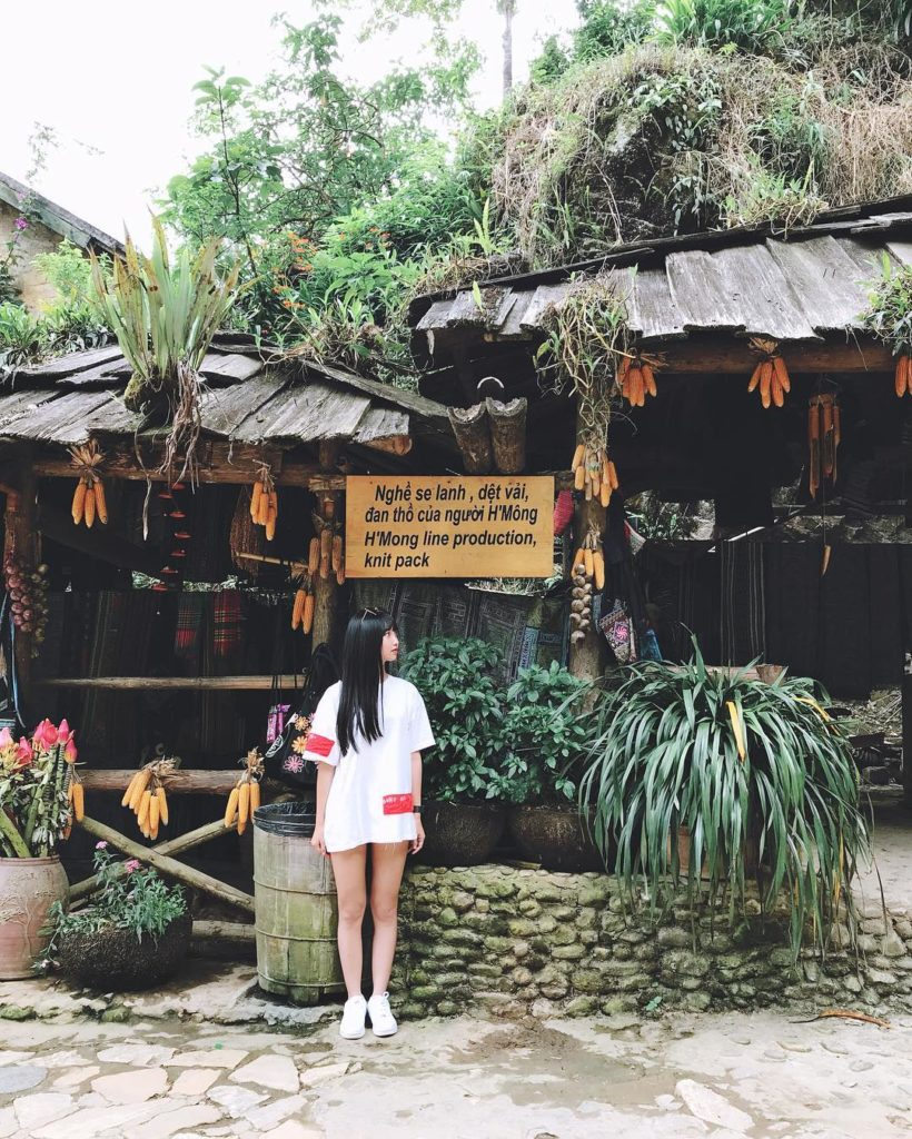 Visit Cat Cat village - The most beautiful village in the mountains