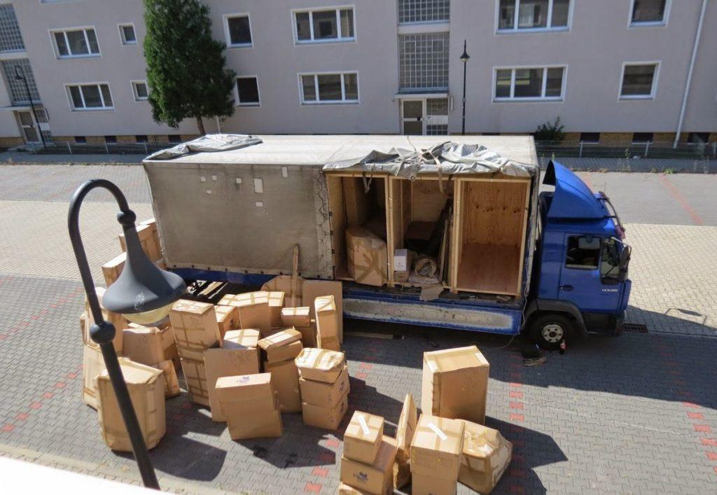 Boc xepheavy goods