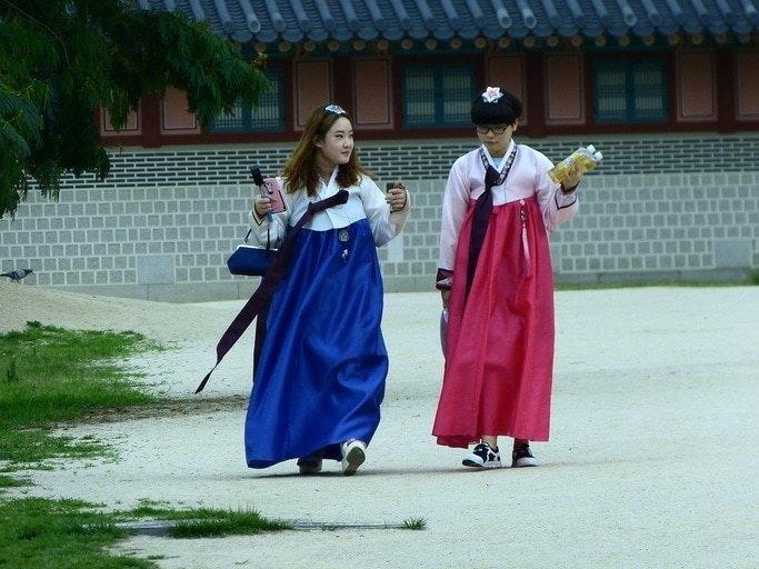 Strange things only met in Korea