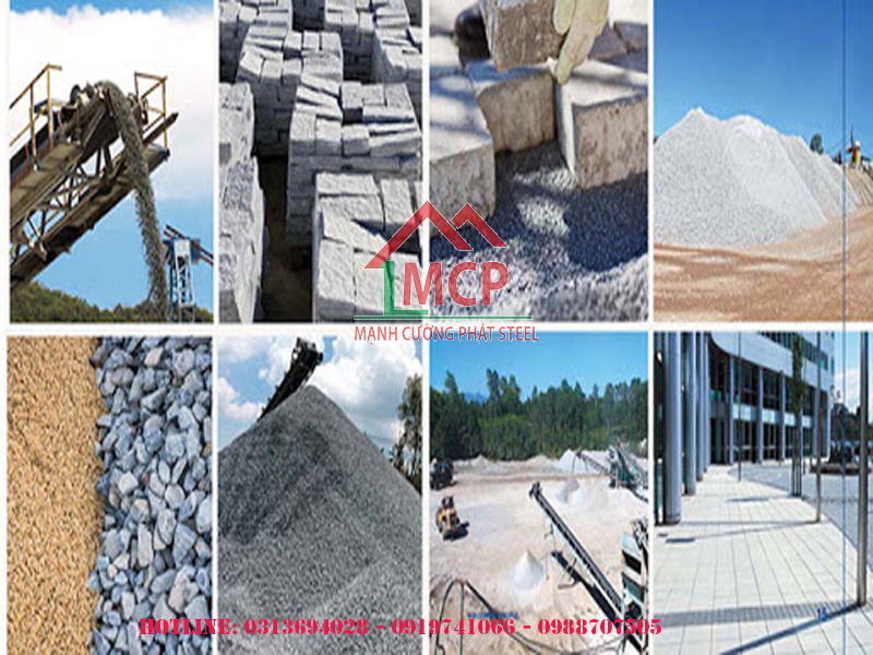 Bảng báo giá đá xây dựng tại Quận Tân Bình