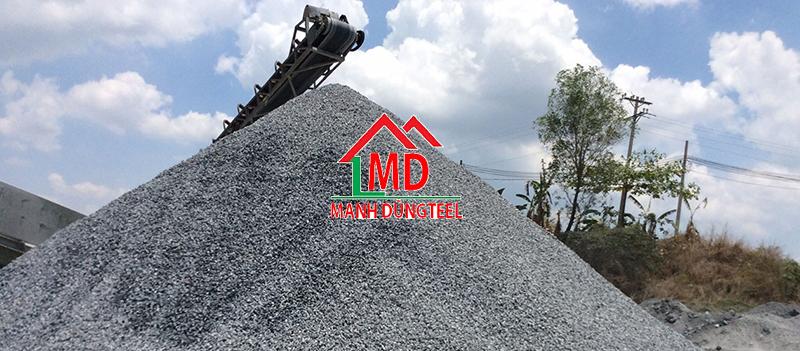 Bảng báo giá đá xây dựng huyện Nhà Bè - Thép Mạnh Dũng