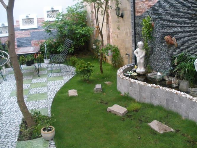 Những điều cần lưu ý trước khi thiết kế tiểu cảnh sân vườn