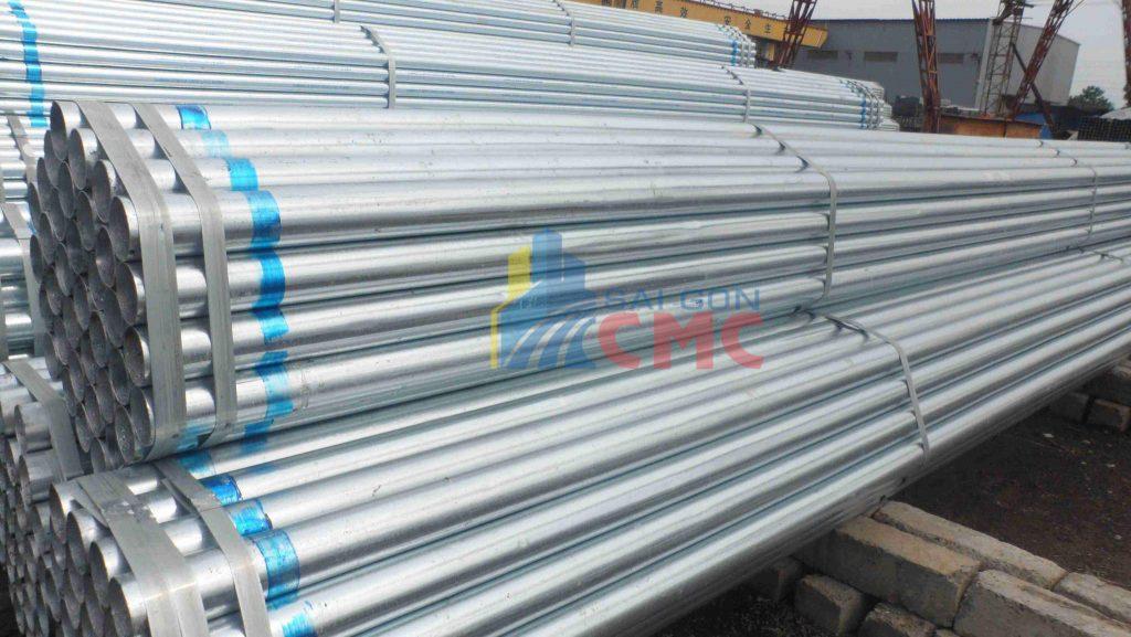 Đơn vị cung cấp bảng báo giá thép ống mạ kẽm uy tín nhất