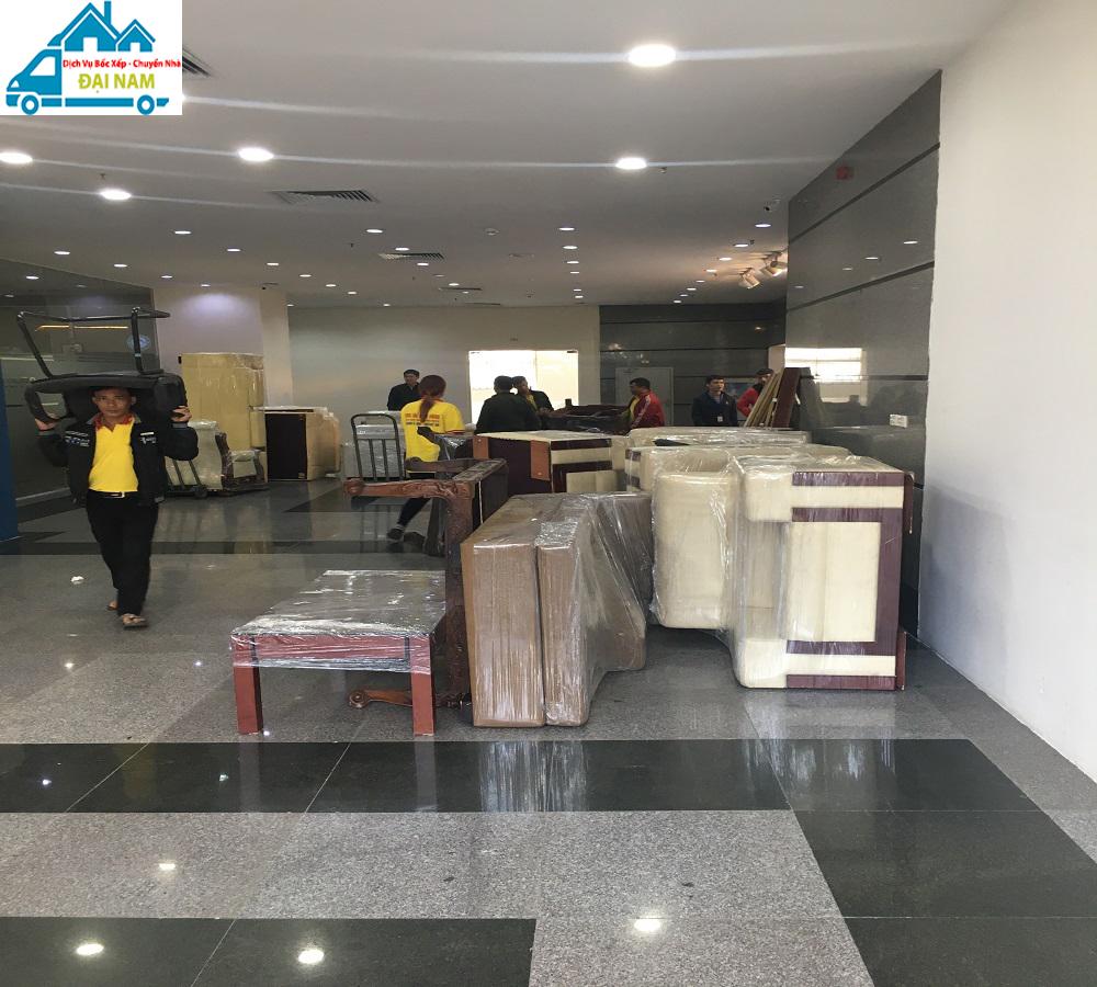 Đại Nam - Dịch vụ chuyển văn phòng giá rẻ uy tín tại Tphcm