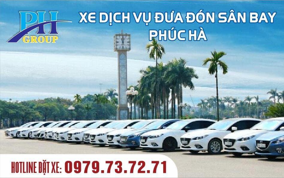 Bảng giá thuê xe 7 chỗ đi sân bay Nội Bài